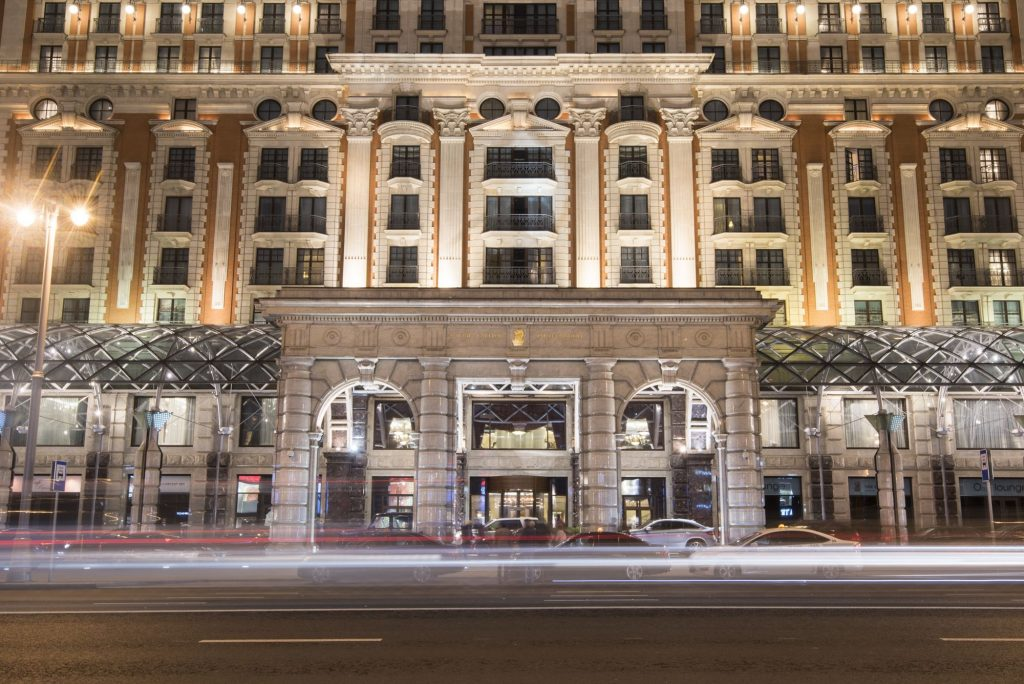 Московский Ritz Carlton