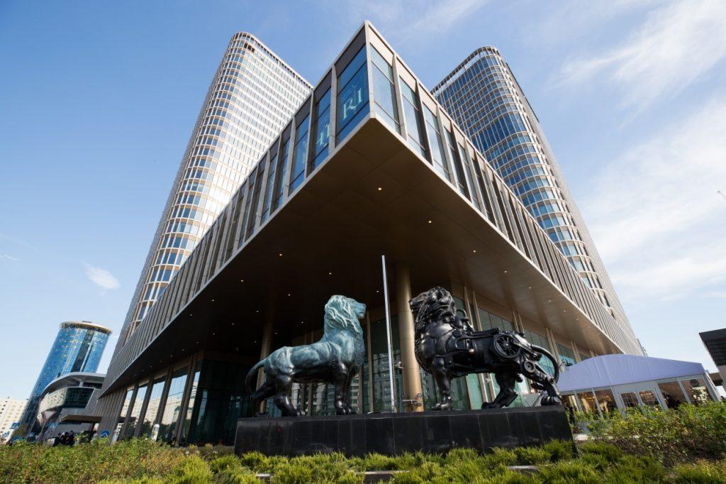 Ritz Carlton Astana