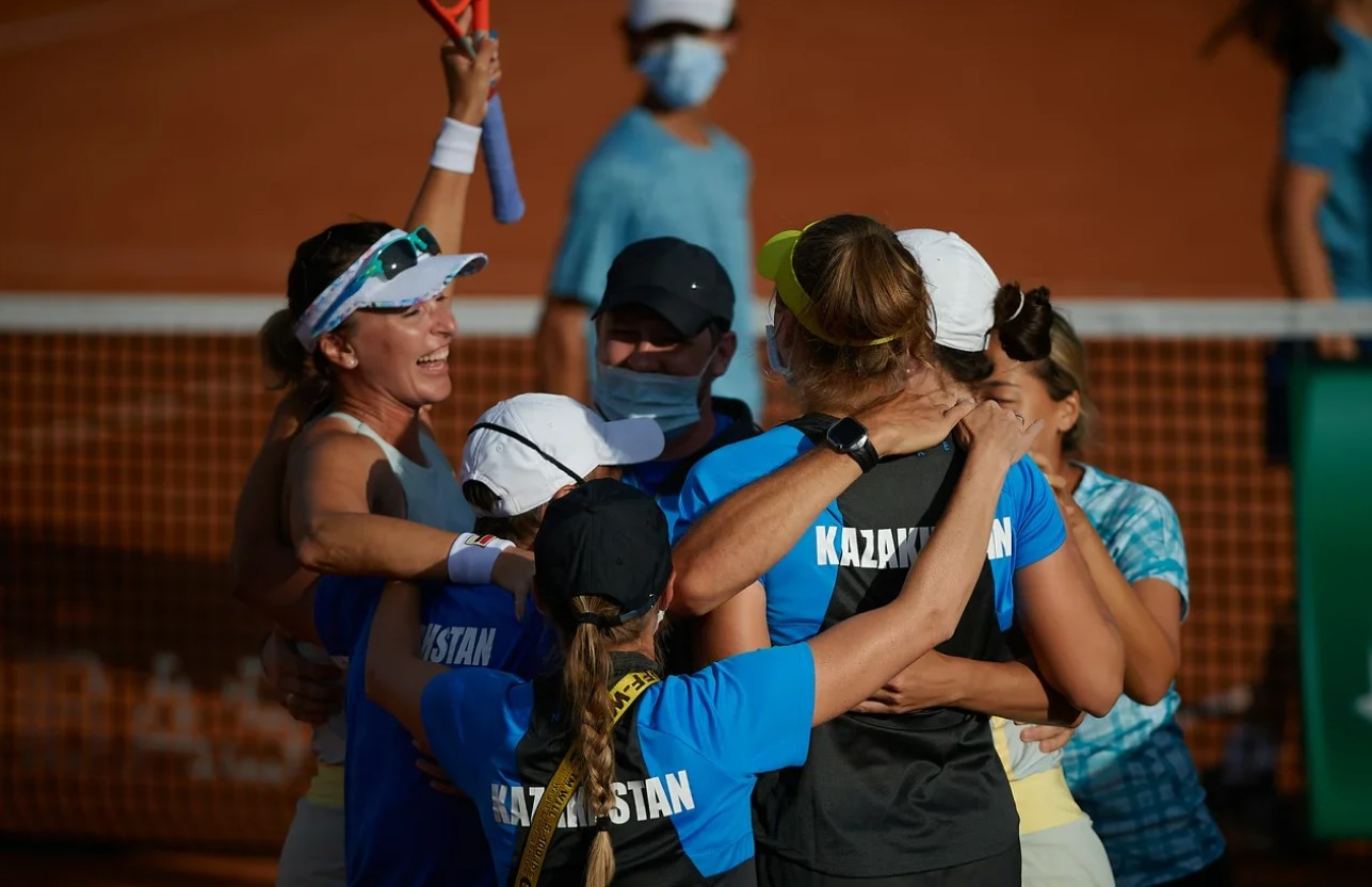 Сборная Казахстана по теннису
